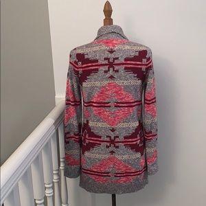 Lucky Brand Open Front Medium Sweater